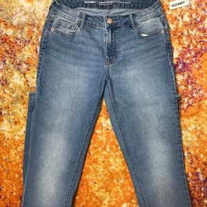 NWT Old Navy Tall Skinny Jeans